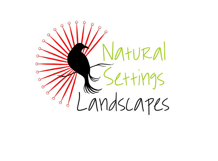 Penyertaan Peraduan #24 untuk Design a Logo for Landscape Gardeners