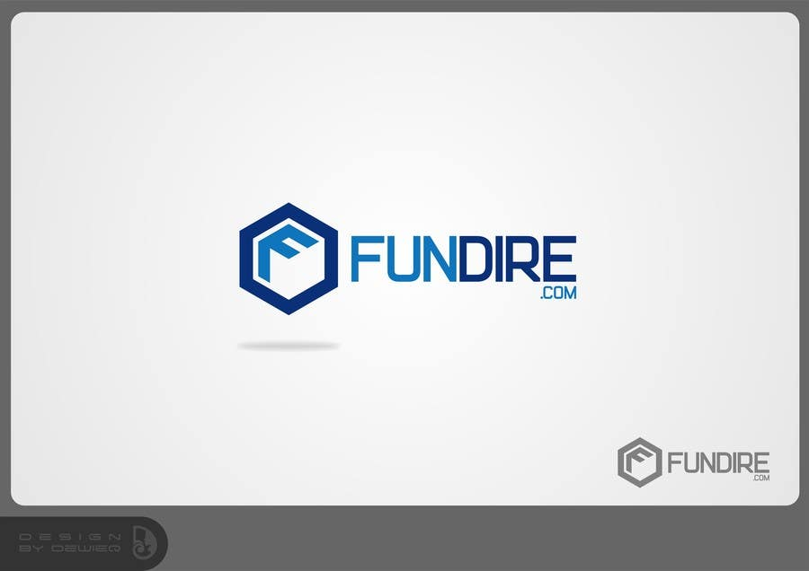 #90 for Design a Logo for Fundire.com by Dewieq