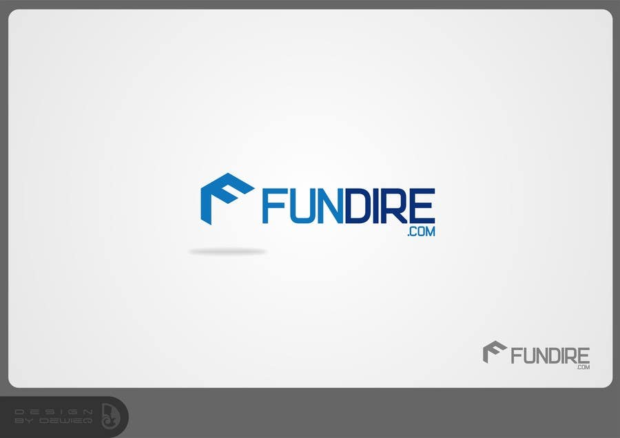 #91 for Design a Logo for Fundire.com by Dewieq
