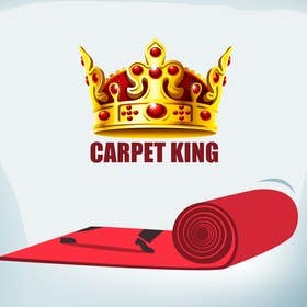 #9 cho Design a Logo for the Carpet King bởi Nihadricci