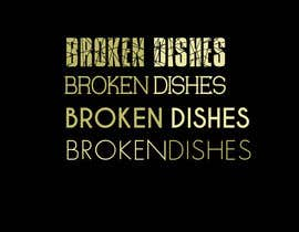 #182 for Design a Logo for Broken Dishes by elena13vw