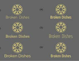 #195 cho Design a Logo for Broken Dishes bởi jaydevb