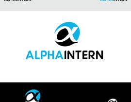 #30 untuk Design a Logo for AlphaIntern oleh iaru1987