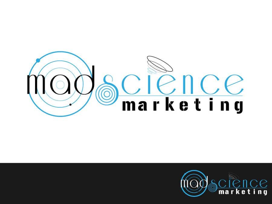 Конкурсная заявка №767 для Logo Design for Mad Science Marketing