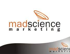 #726 dla Logo Design for Mad Science Marketing przez innovys