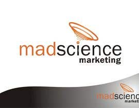 #643 dla Logo Design for Mad Science Marketing przez innovys