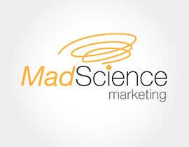 ron8 tarafından Logo Design for Mad Science Marketing için no 701