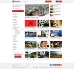 Proposition n° 48 du concours Graphic Design pour Design a Website Mockup for Wayspots.com