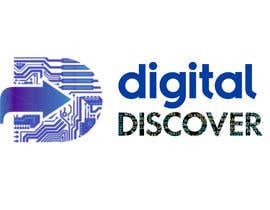 #35 for Design a logo for my new company Digital Discovery af kushithgaveesha