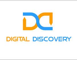 nº 5 pour Design a logo for my new company Digital Discovery par creativeart08