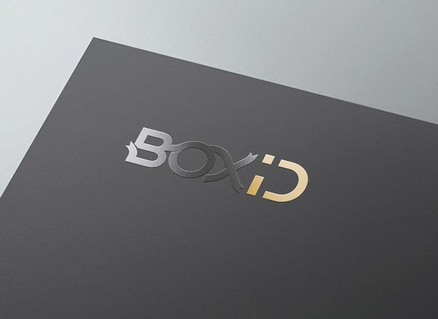 Proposition n°                                        41                                      du concours                                         Design a Logo for BOX ID a New Gift Box Company.  Be creative !