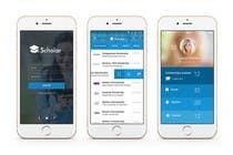 Graphic Design Konkurrenceindlæg #23 for Design an App Mockup for Information Listing search app
