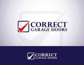 nº 163 pour Design a Logo for Garage door company par fatamorgana