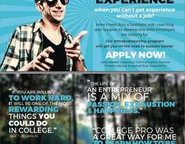 Nro 20 kilpailuun Postcard Recruitment Deisgn käyttäjältä CreativeDots