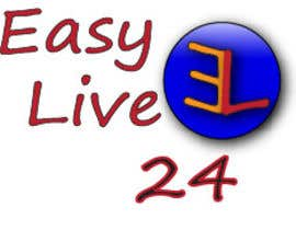 #108 for Design a Logo for EasyLive24.com af marjos13