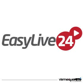 #93 for Design a Logo for EasyLive24.com by vernequeneto