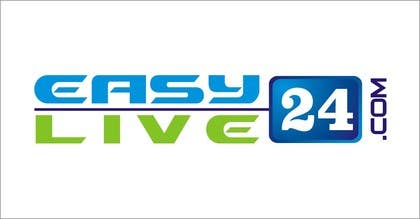 #68 for Design a Logo for EasyLive24.com by inspiringlines1