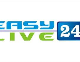 #68 for Design a Logo for EasyLive24.com af inspiringlines1