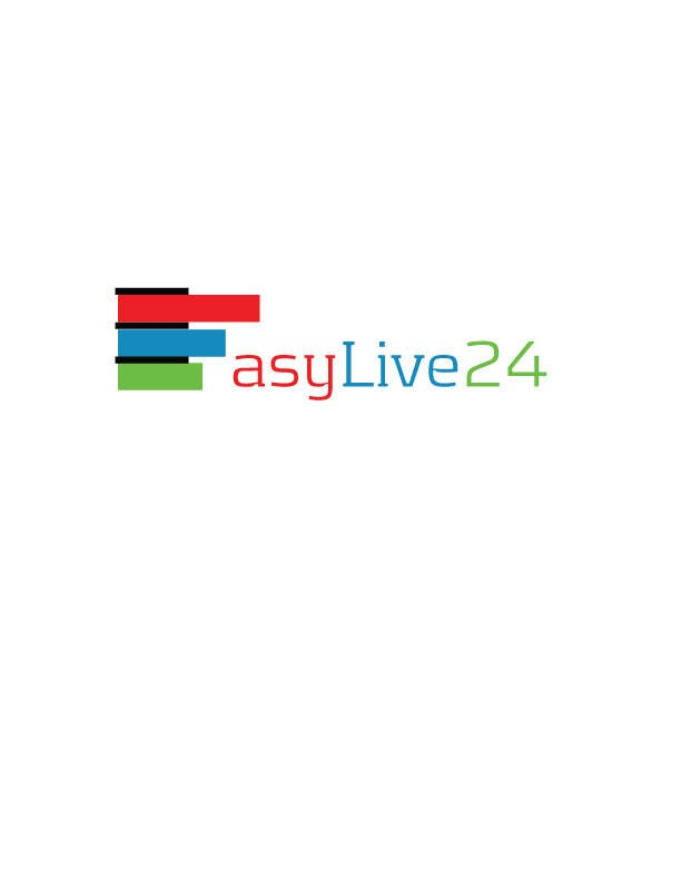 #104 for Design a Logo for EasyLive24.com by nsurani