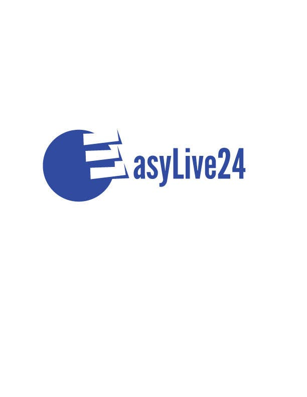 #106 for Design a Logo for EasyLive24.com by nsurani