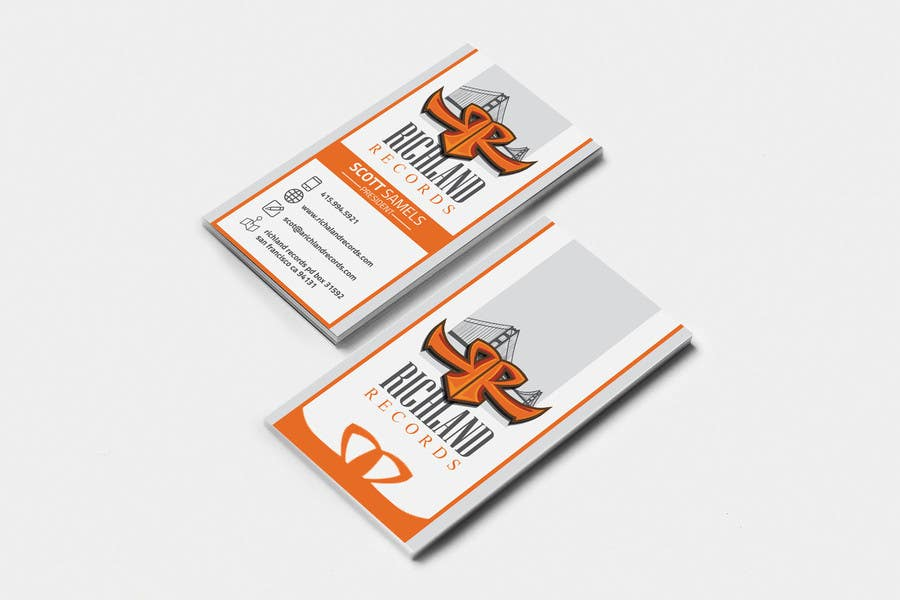 Contest Entry #43 for Brand-new business cards!
