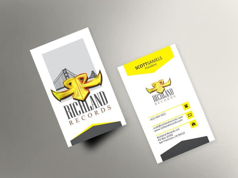Kilpailutyö #30 kilpailussa Brand-new business cards!