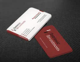 #31 cho Design some Business Cards for Intrinsic Investments bởi mamun313