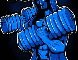 #51 for Need  a t-shirt design -- For Fitness, Weightlifting, Hardcore Training Apparel Company af bamz23
