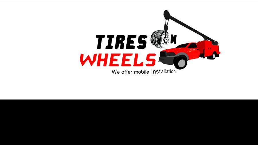 Participación en el concurso Nro.195 para Logo Design for Tires On Wheels