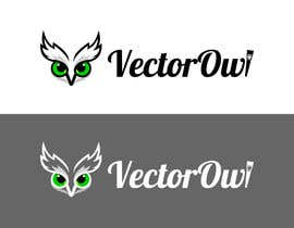nº 62 pour Design a Logo for VectorOwl.com par munna1991