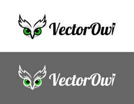 Nro 62 kilpailuun Design a Logo for VectorOwl.com käyttäjältä munna1991