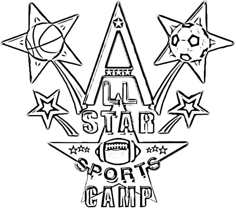 Inscrição nº                                         7                                      do Concurso para                                         Design a Logo for All-Star Sports Camp ver. 2