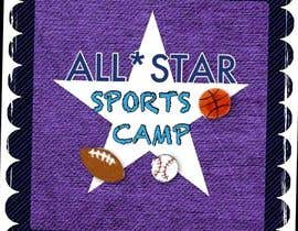 #15 untuk Design a Logo for All-Star Sports Camp ver. 2 oleh angela702