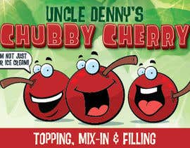 #37 for Chubby Cherry label re-design af allreagray