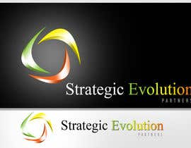 #196 dla Logo Design for Strategic Evolution Partners przez rogeliobello