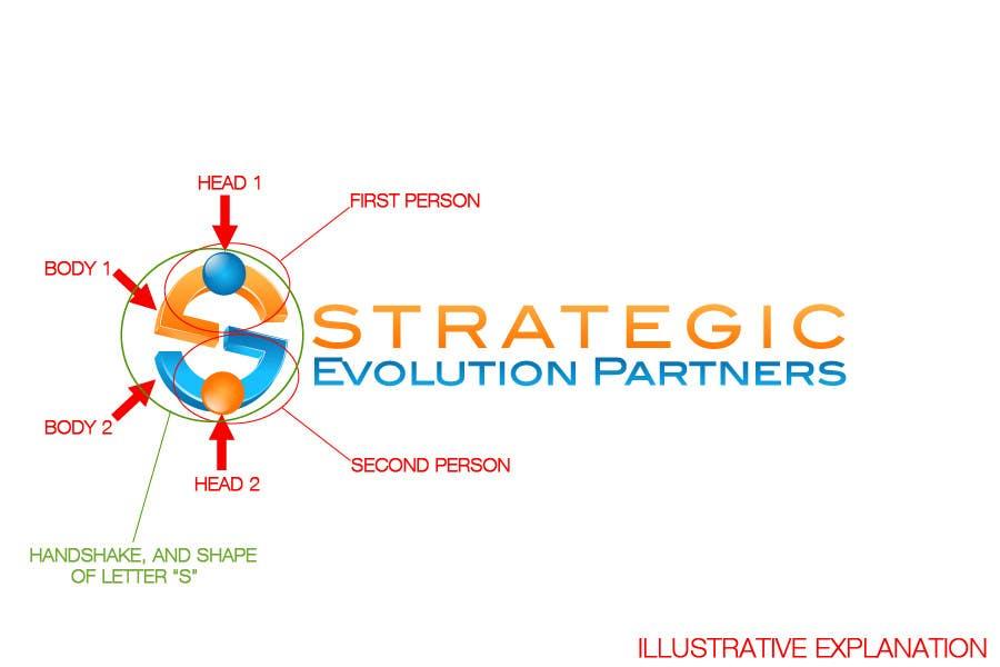 Конкурсная заявка №126 для Logo Design for Strategic Evolution Partners