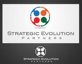 #85 dla Logo Design for Strategic Evolution Partners przez saaraan