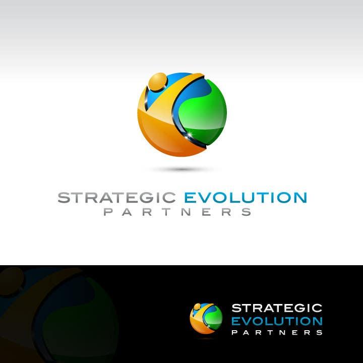 Конкурсная заявка №96 для Logo Design for Strategic Evolution Partners