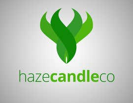 #12 for Design a Logo for Haze Candle Co. af cinapengkolan