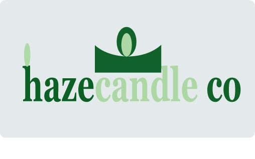 Konkurrenceindlæg #                                        23                                      for                                         Design a Logo for Haze Candle Co.