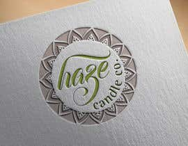 #21 for Design a Logo for Haze Candle Co. af vladspataroiu