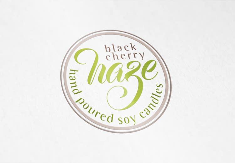 Konkurrenceindlæg #                                        43                                      for                                         Design a Logo for Haze Candle Co.
