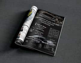#77 untuk Design an Advertisement for a car service and limo company oleh bagas0774