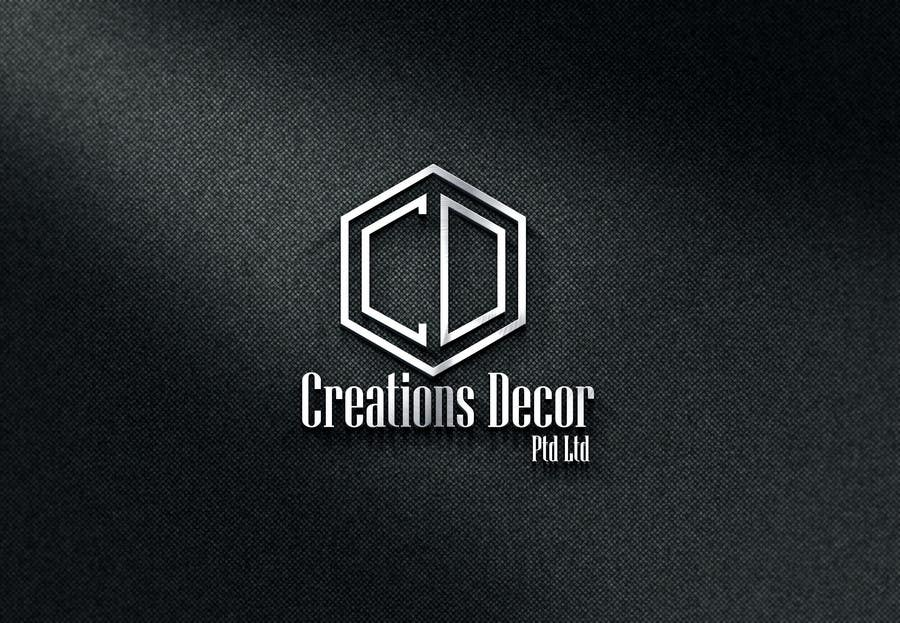 Logo for commercial and home interior design company for Commercial design companies