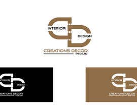 #46 for Logo for Commercial and home interior design company by chaturvedi01