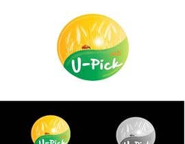 #74 para Design a Logo for U-Pick.us por wahwaheng