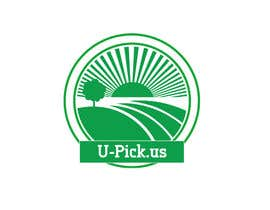#92 para Design a Logo for U-Pick.us por preethamdesigns