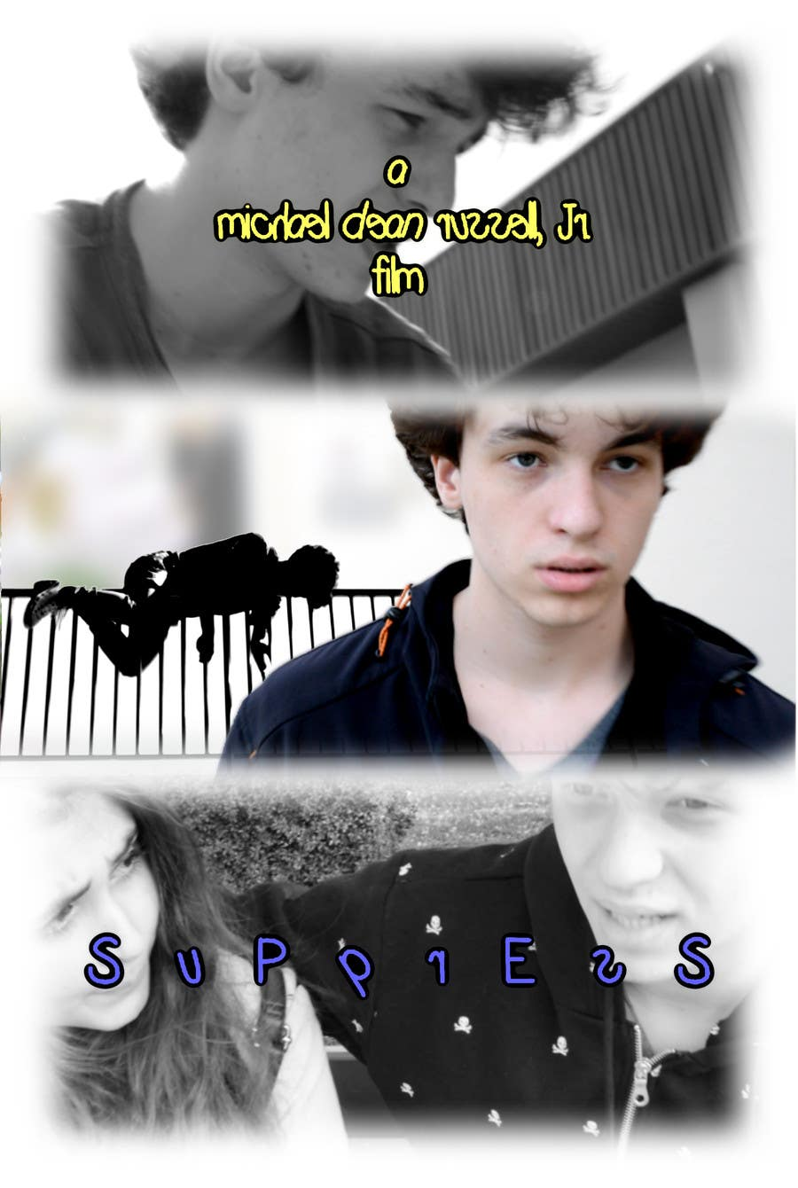 Contest Entry #                                        6                                      for                                         I need some a cover for my indie film