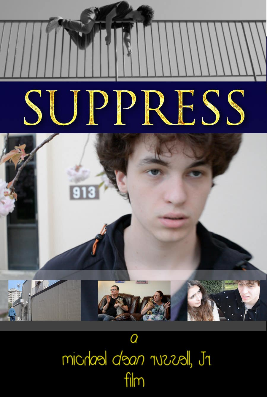 Contest Entry #                                        9                                      for                                         I need some a cover for my indie film