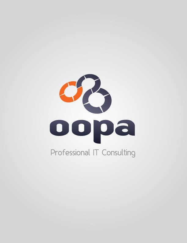 """Bài tham dự cuộc thi #                                        170                                      cho                                         Exciting new logo for an IT services firm called """"oopa"""""""